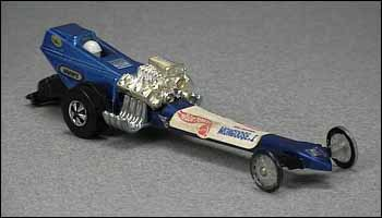 Mongoose Rail Dragster