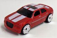 Chrysler 300C. Red.3