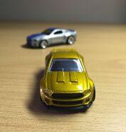 Custom Mustang (Police Pursuit vs Need 4 Speed)