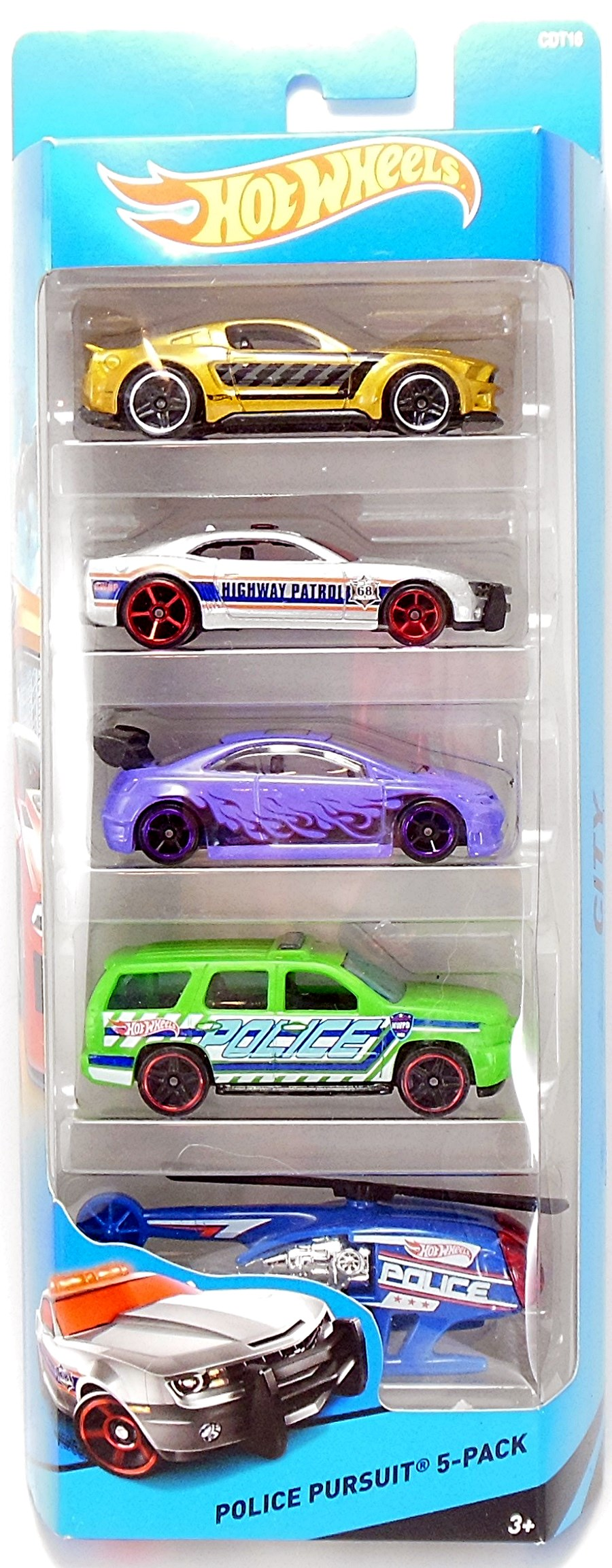 Police Pursuit 5-Pack (2015)
