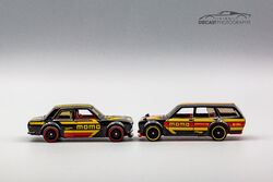 Lot of 10 Hot Wheels Datsun Bluebird 510 Wagon Black 2020 NIB 8//10 146//250 New