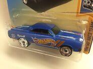 Plymouth RoadRunner. HW50