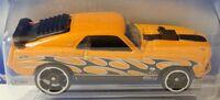 144 Rebel Rides Mustang Mach 1 (Orange)