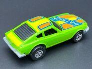 Hot Wheels Speed Machines Green Z Whiz (3)