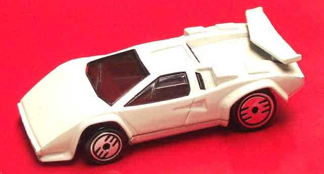 List of 1988 Hot Wheels new castings