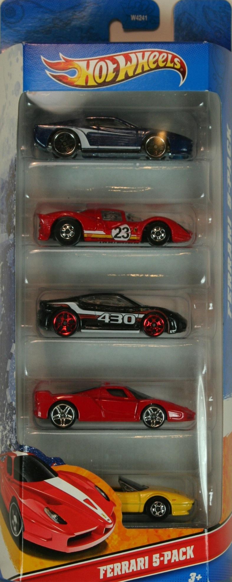 Ferrari 5 5-Pack (2012-1)