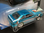 2019 Hot Wheels '92 Ford Mustang carded back