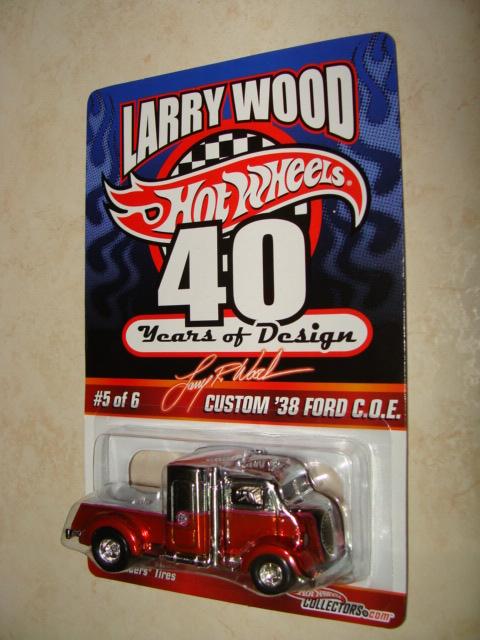 Custom '38 Ford C.O.E.