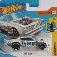 King Kuda - FKB09 Card