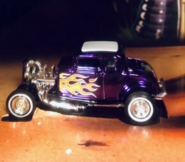 32 ford coupe purple