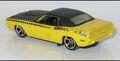 70' Plymouth AAR cuda (969) HW L1170051
