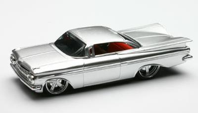'59 Chevy Impala (1:50)