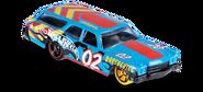 70 Chevelle SS Wagon - Blue