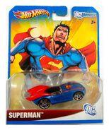 Superman - DC Universe HW 12 Cx O1
