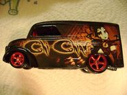 2007 Hot Wheels Japan Car Show Voltaire Dairy Delivery L6871