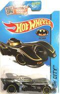 Batmobile (1989) - CFJ 50 Card