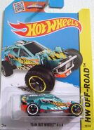 Team hot wheels 4x4 th 2015