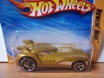 Howlin Heat Error Car