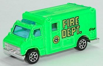 Fire Squad Series (1996)