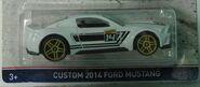 Custom 2014 Ford Mustang DJK91