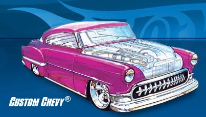 Custom '53 Chevy