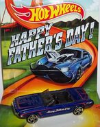 HW-Happy Fathers Day-63 Mustang II Concept.