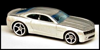 Chevy Camaro Concept