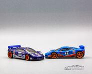 FYN55 & GRJ62 - McLaren F1 GTR-1
