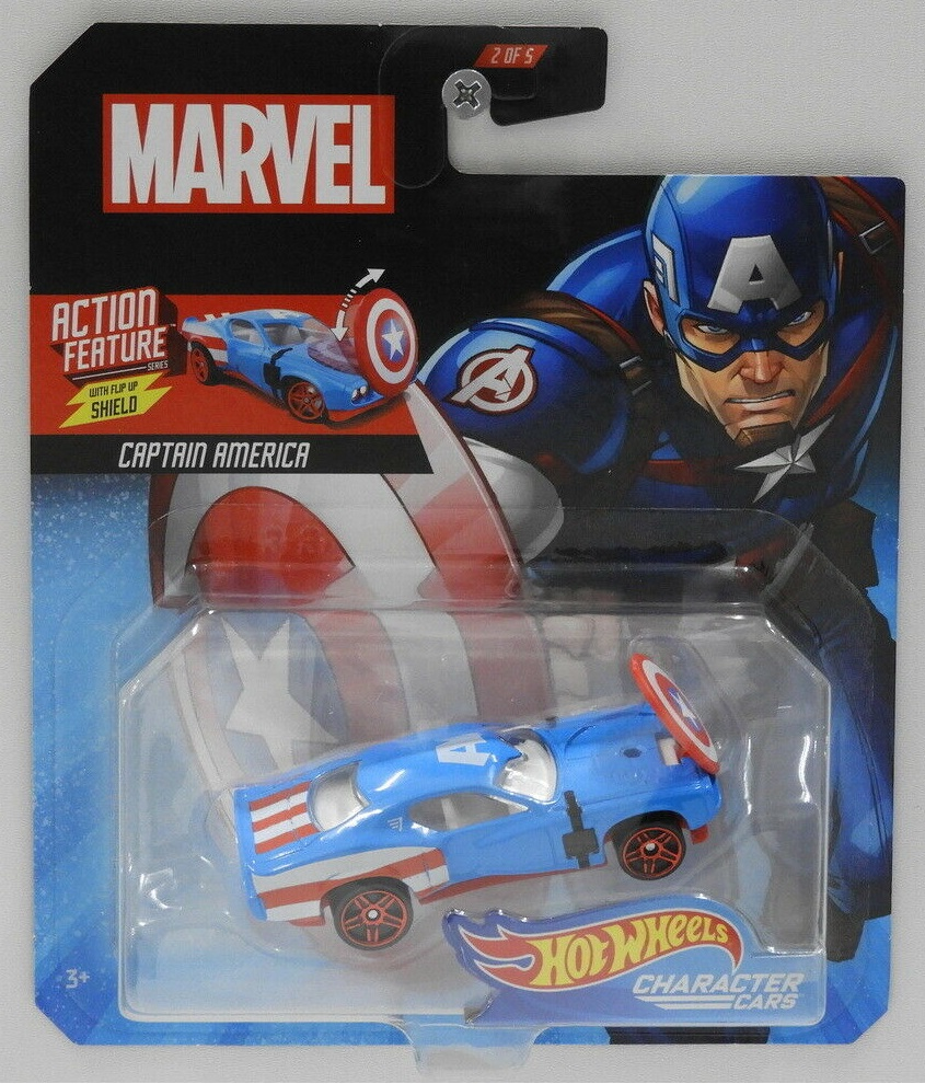 Captain America (action feature)