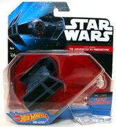 Darth Vader's Tie Advanced X1 Prototype (CGW69) 02