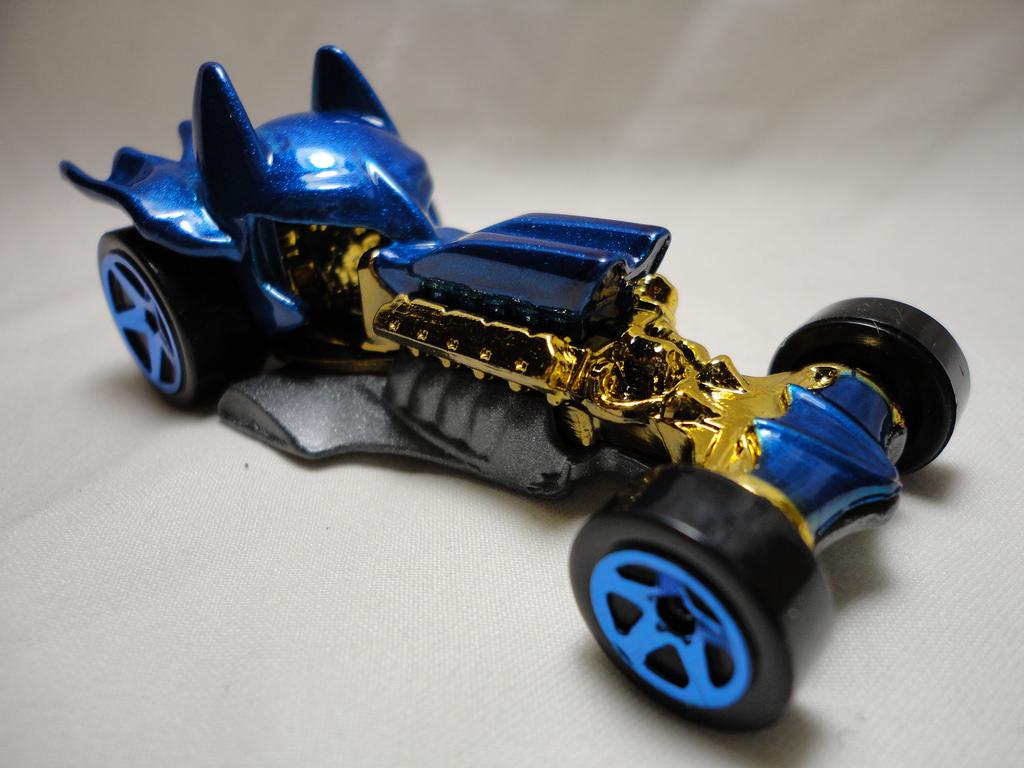 Batman Hot Rod