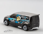 GCT19 - Hot Whels Ford Transit Coinnect-2