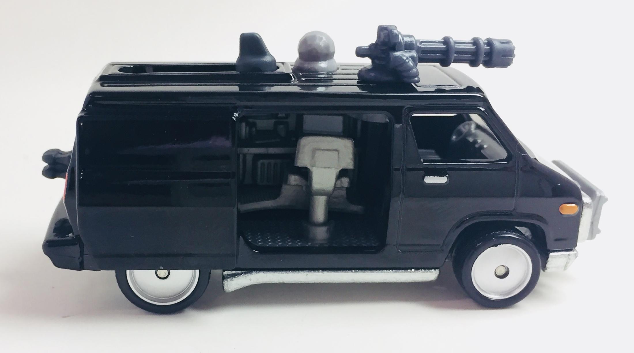 Punisher Van