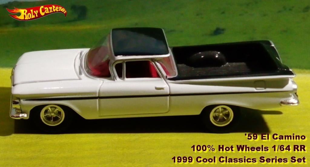 El Camino 40th Anniversary 2-Car Set