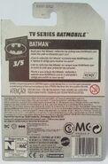 (R) TV Series Batmobile 2019 Batman 3-5 118-250