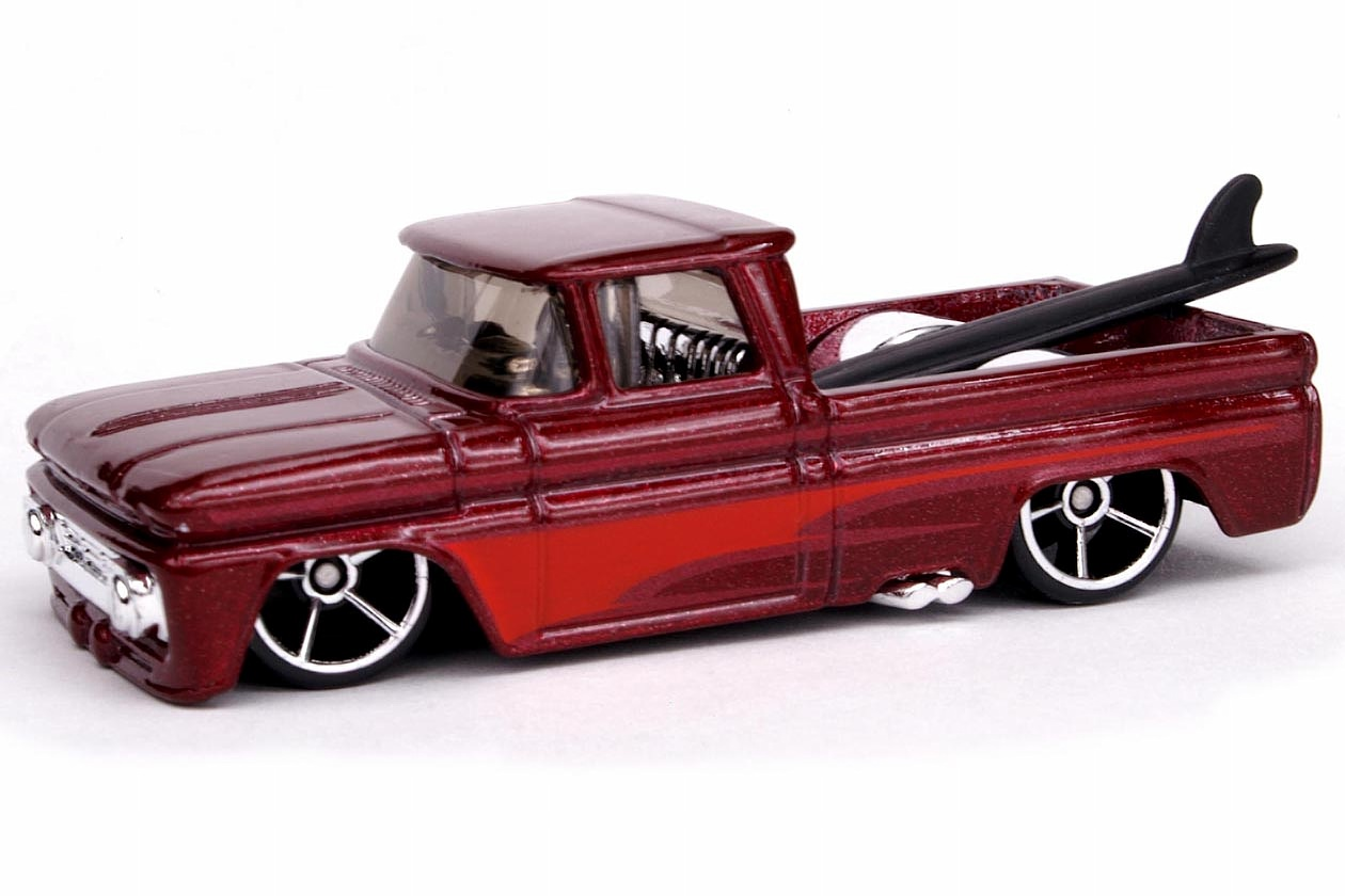 Custom '62 Chevy