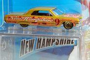 09 New Hampshire - '64 Impala