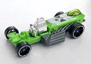 HW RIGOR MOTOR 2018 MULTIPACK GREEN