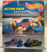 Hot wheels action pack racing