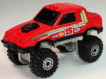 Off Road Explorers 5-Pack