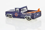 33rd Hot Wheels Collectors Convention Custom '62 Chevy back