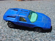 73 light blue enamel Mercedes benz c111