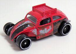 Custom VW Beetle. 2019. Red. by 1stEdMan1