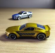 Custom Mustang (Police Pursuit vs Need for Speed)2