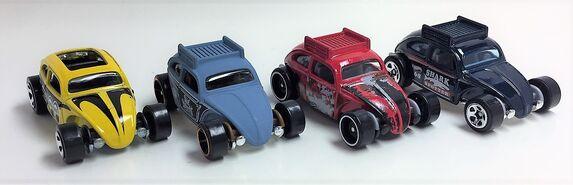 Custom VW Beetles. By 1stEd.2