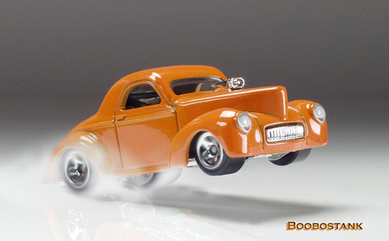Custom '41 Willys Coupe