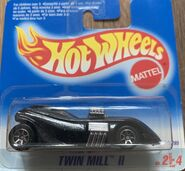 1995 Dark Twin Mill II short