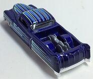 Custom '53 Cadillac.Rod Squad. 1.Rear