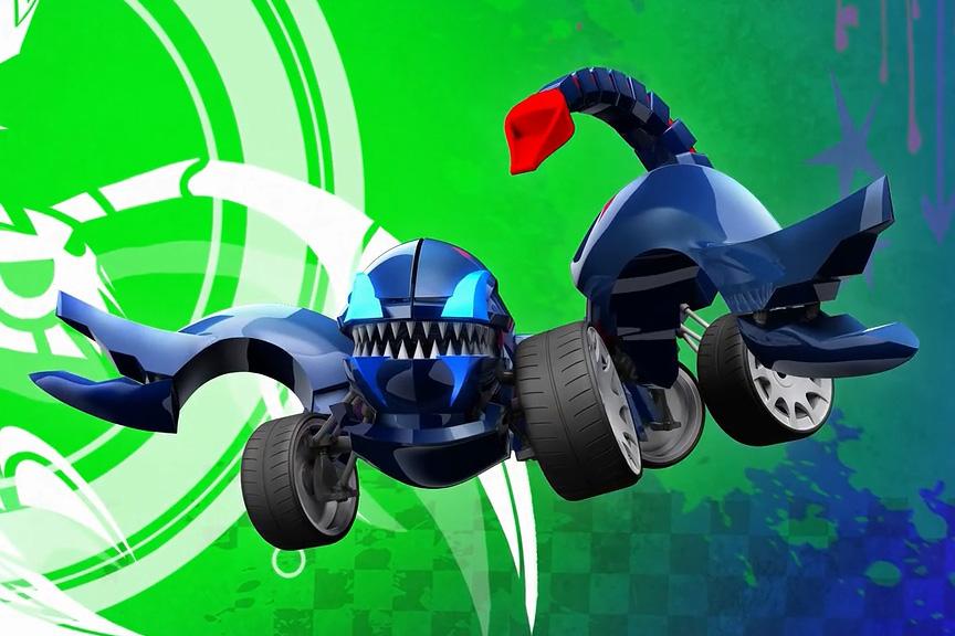 Scorpedo (Mutant Machines)
