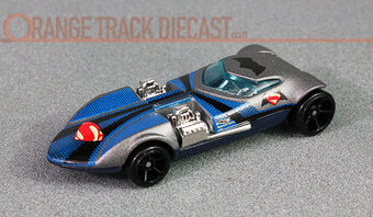 Hot Wheels Batman Overbored 454